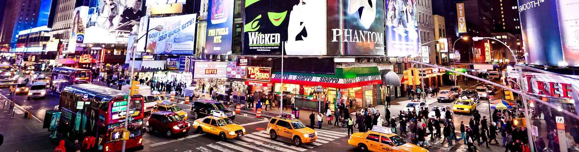 NUEVA YORK CLASICA  Operadora Travel Shop