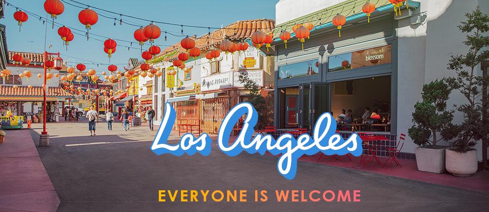 LOS ANGELES A TU ALCANCE