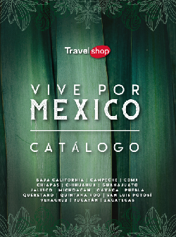 Folleto Travel Shop