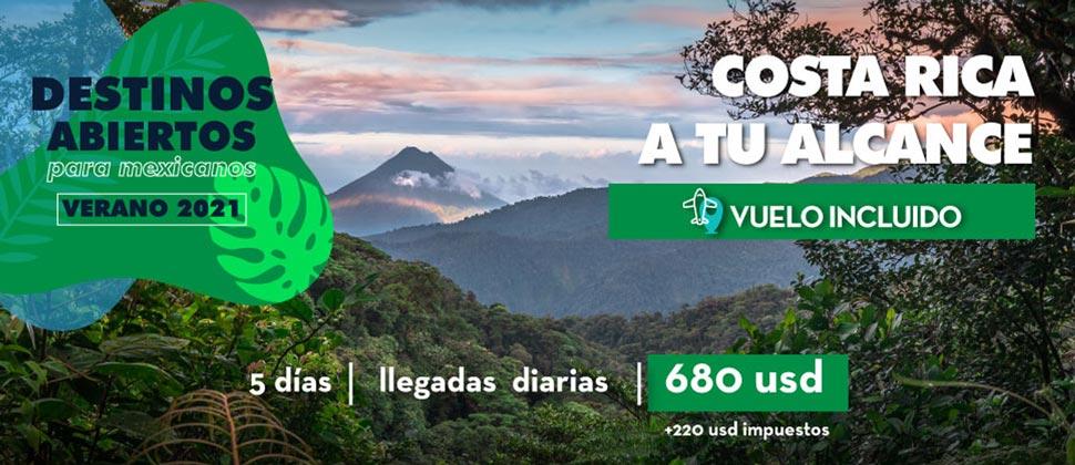 COSTA RICA A TU ALCANCE